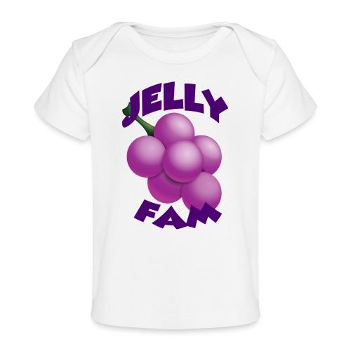 JellySquad - Økologisk T-shirt til baby