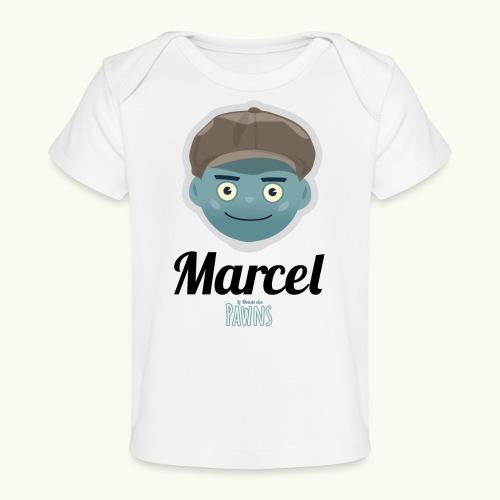 Marcel (Le monde des Pawns) - T-shirt bio Bébé