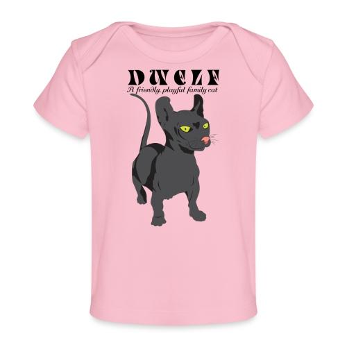 DWELF - Vauvojen luomu-t-paita
