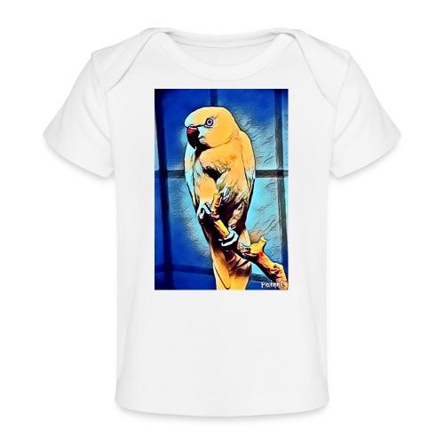 Bird in color - Vauvojen luomu-t-paita