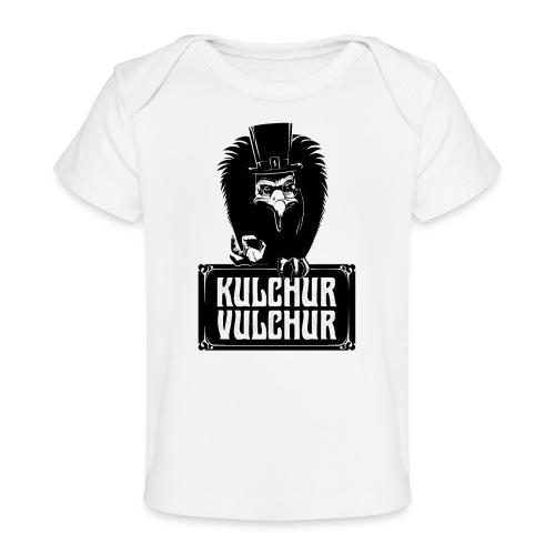 Kulchur Vulchur - Organic Baby T-Shirt