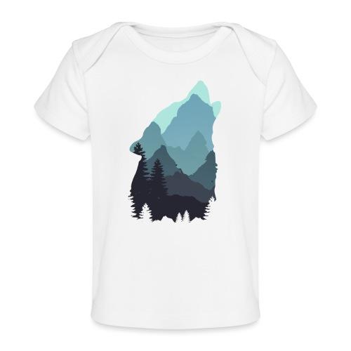 Wolf - Organic Baby T-Shirt