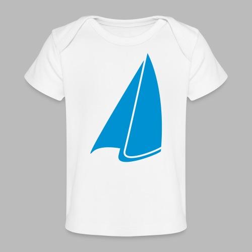 Segel Einfarbig - Baby Bio-T-Shirt