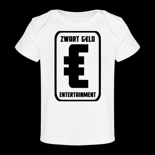 ZwartGeld Logo Sweater - Baby bio-T-shirt