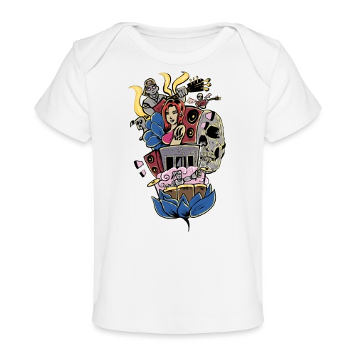 Symphony - Baby bio-T-shirt