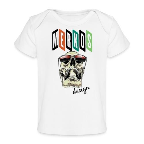 MERKOS - Camiseta orgánica para bebé