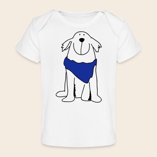 Retriever mignon - T-shirt bio Bébé