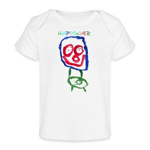 happiwær2 - Økologisk T-shirt til baby