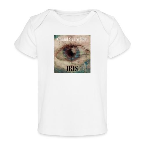 Iris - Økologisk baby-T-skjorte