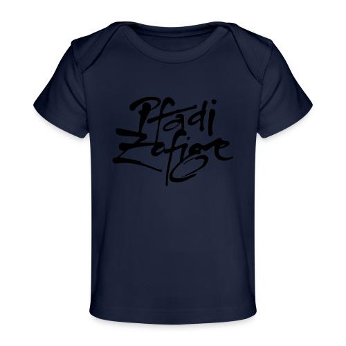 pfadi zofige - Baby Bio-T-Shirt