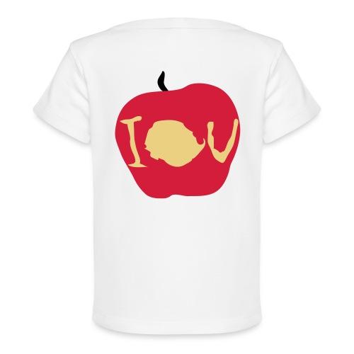 IOU (Sherlock) - Organic Baby T-Shirt