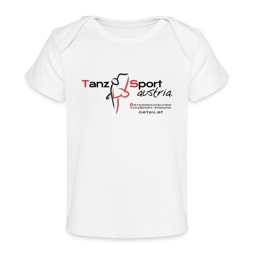 Logo OTSV V1 Austria gif - Baby Bio-T-Shirt
