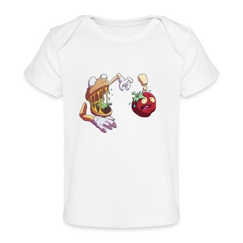 Tomato Chase - Twitch Back - Ekologisk T-shirt baby