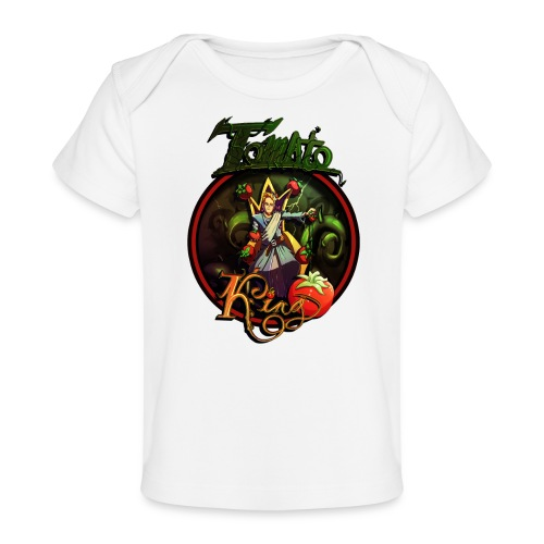 Tomato King - Twitch Back - Ekologisk T-shirt baby