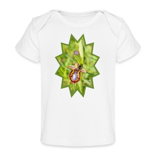 ORCHIDEES 1 - T-shirt bio Bébé