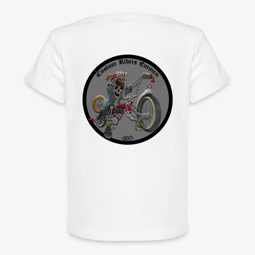 Custom Riders Emmen - Baby bio-T-shirt