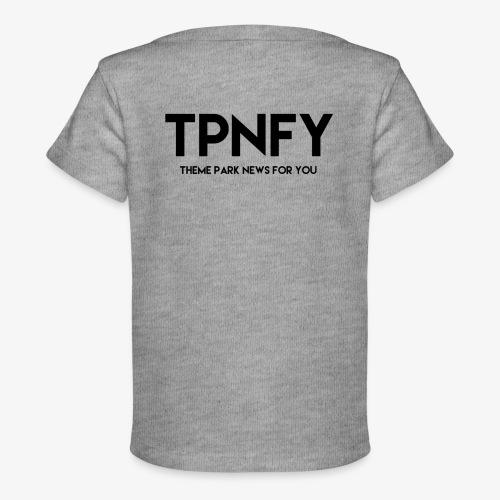 TPNFY - Organic Baby T-Shirt