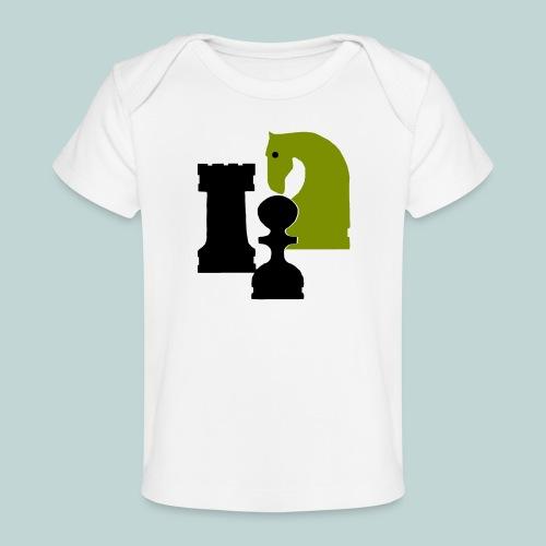 Figurenguppe1 - Baby Bio-T-Shirt