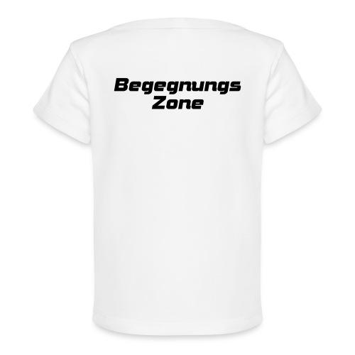 Begegnungszone - Baby Bio-T-Shirt