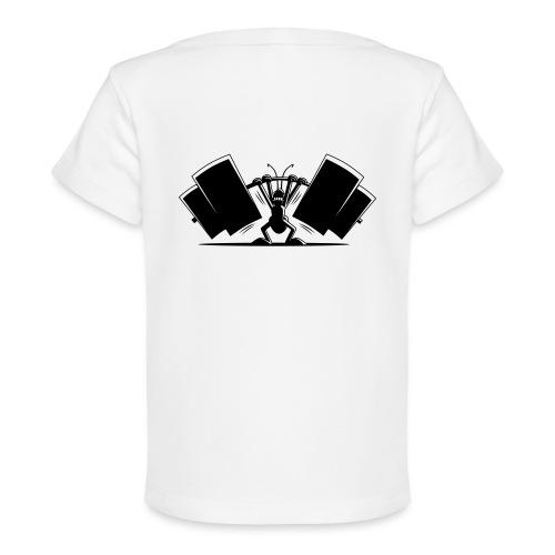 Power Ant - Baby Bio-T-Shirt