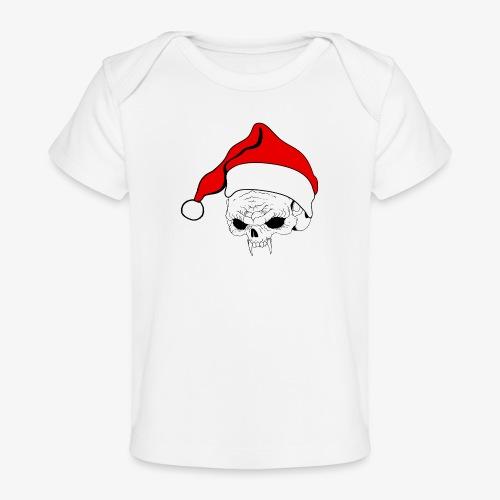 pnlogo joulu - Organic Baby T-Shirt