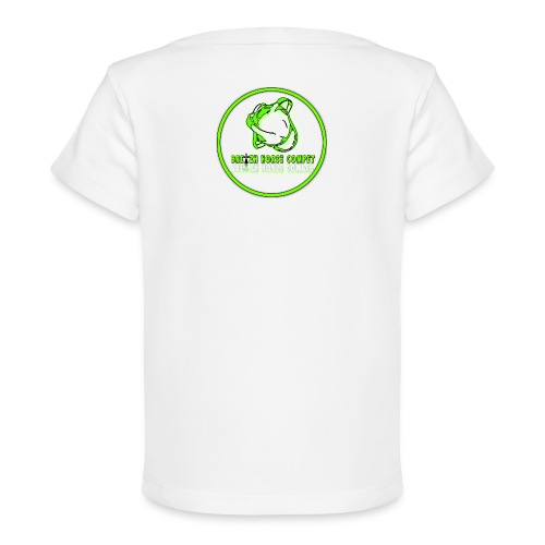 sans titre2 - T-shirt bio Bébé