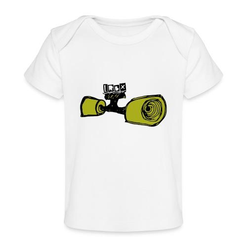 Projet Longboard Crew by www.mata7ik.com - T-shirt bio Bébé