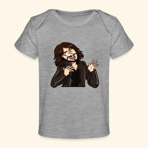 LEATHERJACKETGUY - Organic Baby T-Shirt