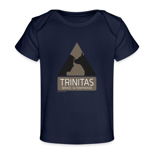 Trinitas Nøglesnor - Økologisk T-shirt til baby
