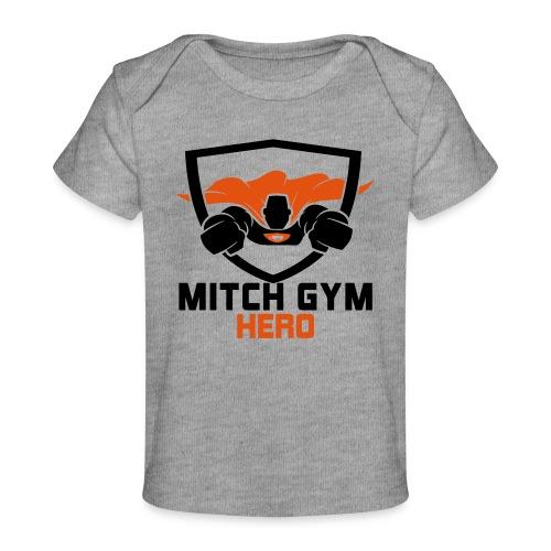 FLYING HERO - Baby bio-T-shirt