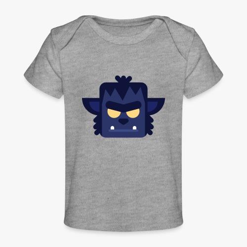 Mini Monsters - Lycan - Økologisk T-shirt til baby