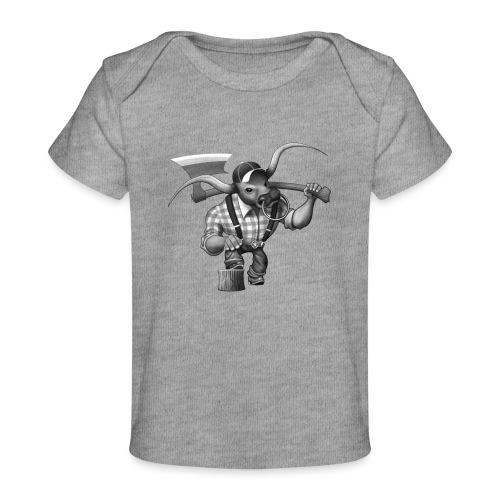 Bull Lumberjack - Baby Bio-T-Shirt