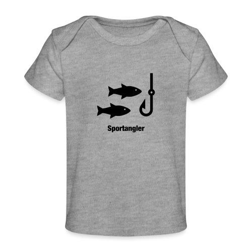 Sportangler - Baby Bio-T-Shirt