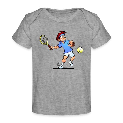 Tennis IV fc - Organic Baby T-Shirt