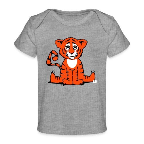 Tiger cub - Organic Baby T-Shirt