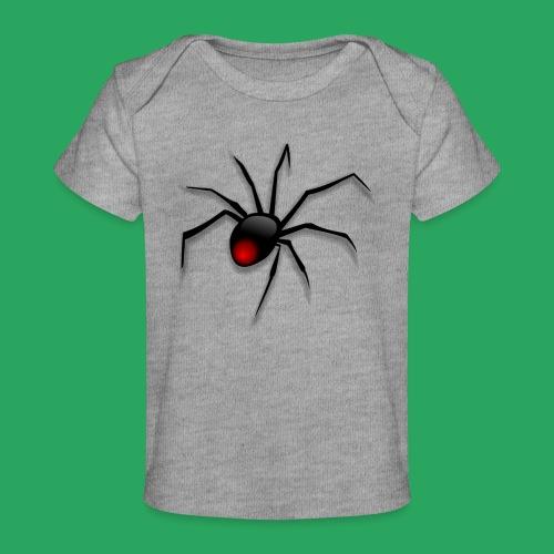spider logo fantasy - Maglietta ecologica per neonato
