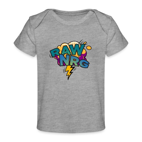 Raw Nrg Comic 1 - Organic Baby T-Shirt