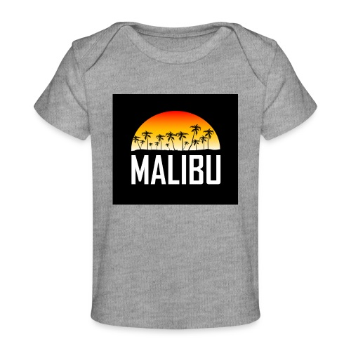 Malibu Nights - Organic Baby T-Shirt