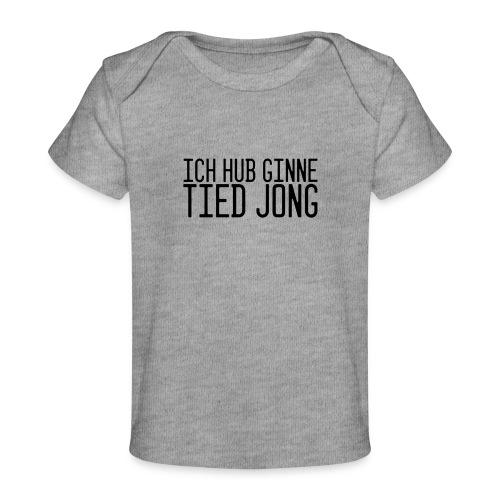Ginne tied - Baby bio-T-shirt