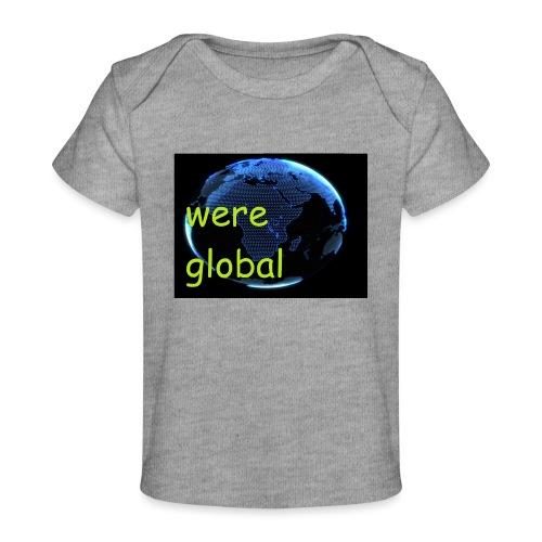 Were Global - Vauvojen luomu-t-paita