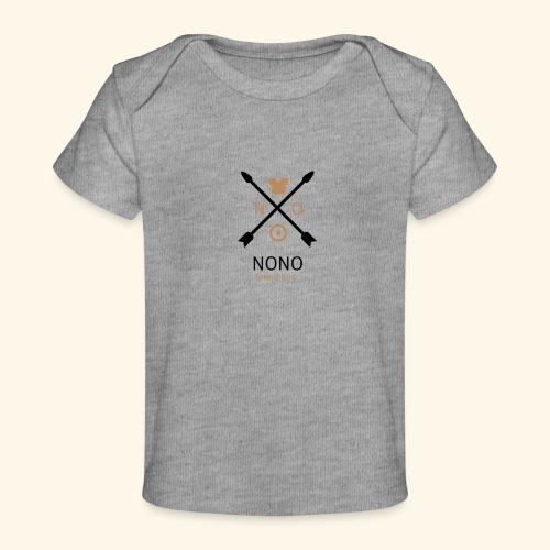 NONO SINCE 2017 - Økologisk T-shirt til baby