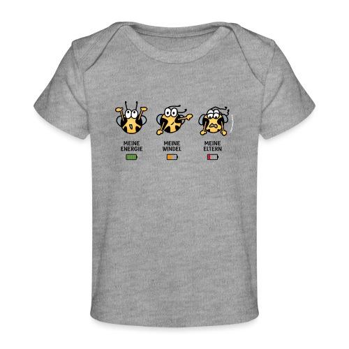 Babyindikator - Baby Bio-T-Shirt