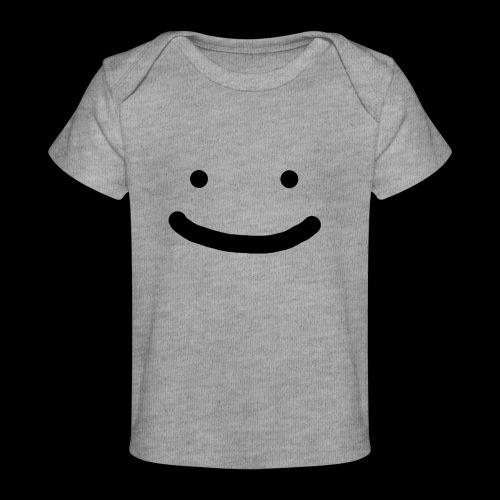 Smile - Ekologiczna koszulka dla niemowląt