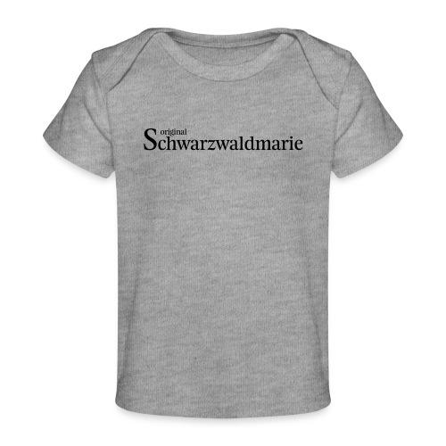 Schwarzwaldmarie - Baby Bio-T-Shirt