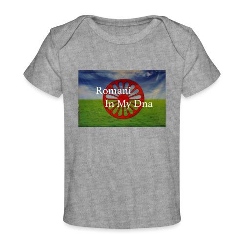 flagromaniinmydna - Ekologisk T-shirt baby