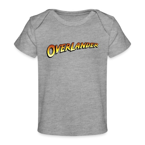 Overlander - Autonaut.com - Organic Baby T-Shirt