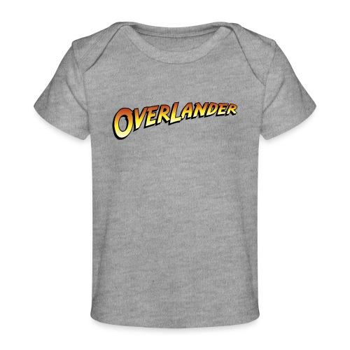 overlander0 - Økologisk baby-T-skjorte