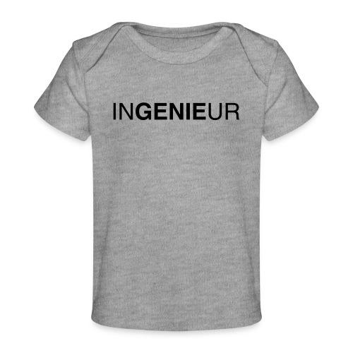 ingenieur 01 - Baby Bio-T-Shirt