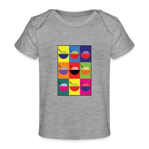 Pop Pho Art - T-shirt bio Bébé