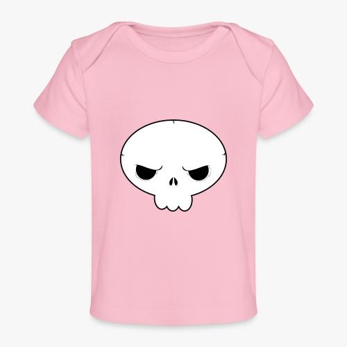 Skullie - Økologisk T-shirt til baby